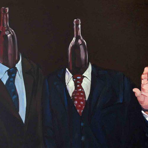 Acryl auf Leinwand, 80 x 100 cm, 2012