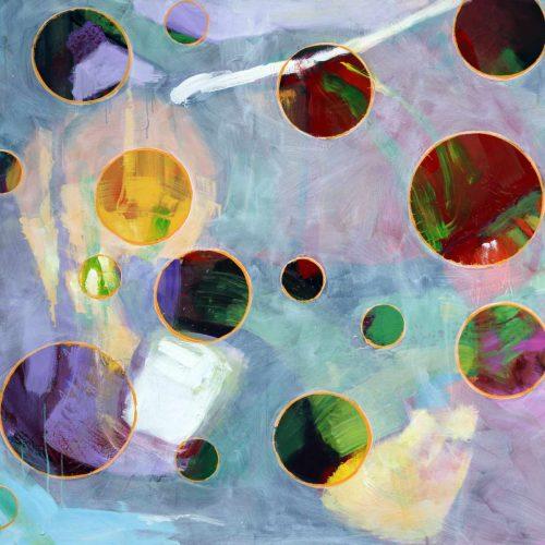 Acryl auf Leinwand, 120 x 150 cm, 2018