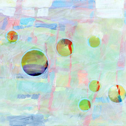 Acryl auf Leinwand, 40 x 50 cm, 2018
