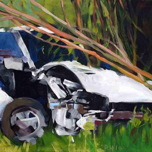 Acryl auf Leinwand, 80 x 120 cm, 2010