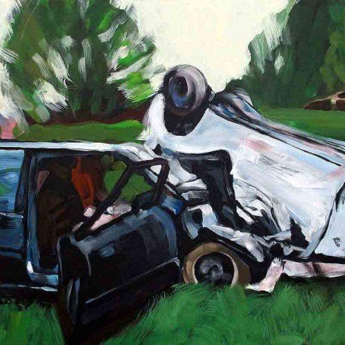 Acryl auf Leinwand, 80 x 120 cm, 2012