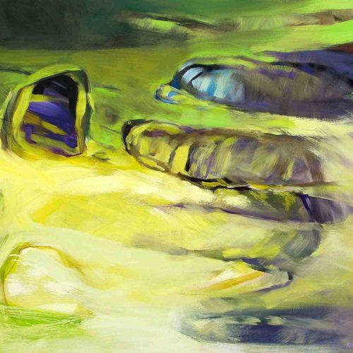 Acryl auf Leinwand, 120 x 150 cm, 2012