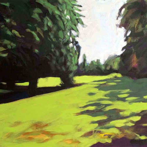 Acryl auf Leinwand, 100 x 140 cm, 2011