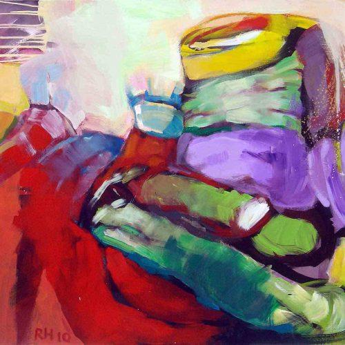 Acryl auf Leinwand, 120 x 150 cm, 2010