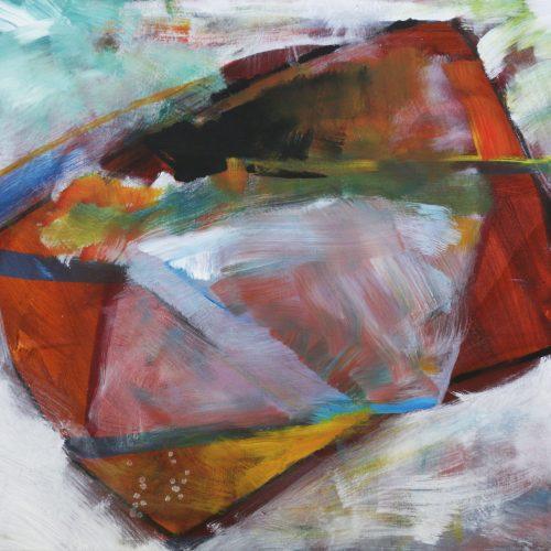 Acryl auf Leinwand, 60 x 80 cm, 2020